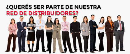 red de distribuidores